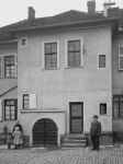Das Haus in Biebrich 1940-41 / The house in Biebrich 1940-41