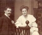 Nachfahren des Rabbiners und Badewirts Tendlau / Descendants of  Rabbi Tendlau, owner of the bathhouse