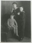 Mathilde Hofer und Söhne / Mathilde Hofer and sons